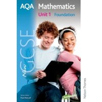 New AQA GCSE Mathematics Unit 1 Foundation