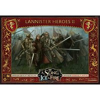 A Song Of Ice and Fire Expansion - Lannister Heroes Box 2