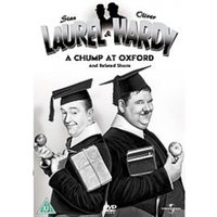 Laurel And Hardy - No. 1 - A Chump At Oxford And Related Shorts