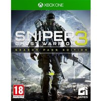 Sniper Ghost Warrior 3 Season Pass Edition Xbox One Game (+ Model Sniper Rifle and DLC)