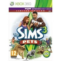 Ex-Display The Sims 3 Pets Limited Edition Game