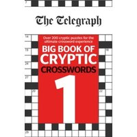 The Telegraph Big Book of Cryptic Crosswords 1 by The Telegraph Media Group (Paperback, 2017)