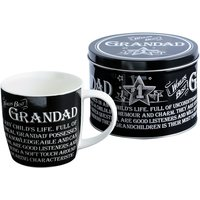 Ultimate Gift for Man Mug in a Tin Grandad