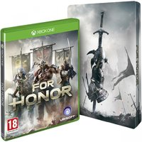 For Honor Xbox One Game (with Steelbook)