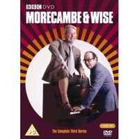 morecambe and wise series 3 DVD