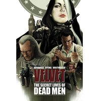 Velvet Volume 2 The Secret Lives of Dead Men