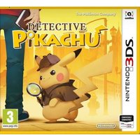 Detective Pikachu 3DS Game