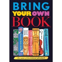 Gamewright Bring Your Own Book Game