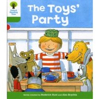 Oxford Reading Tree: Level 2: Stories: The Toys' Party by Thelma Page, Roderick Hunt (Paperback, 2011)