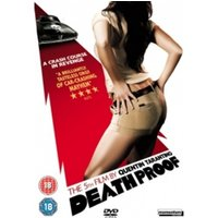 Deathproof DVD