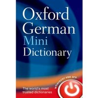 Oxford German Mini Dictionary by Oxford Dictionaries (Paperback, 2011)
