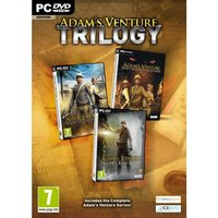 Adams Venture Trilogy Game