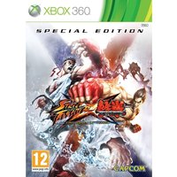 Street Fighter X Tekken Special Edition Game