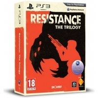 Ex-Display Resistance The Trilogy PS3 Game