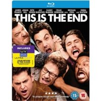 This is the End Blu-ray & UV Copy