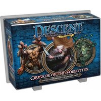 Descent Journeys in the Dark 2nd Edition Crusade of the Forgotten Expansion Board Game