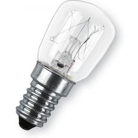 Xavax - Bulb for Cooling Appliances, 25W, E14, pear-shaped, clear