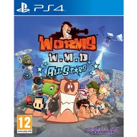 Worms WMD All Stars PS4 Game