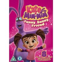 Kate & Mim-Mim - Funny Bunny Friend CBeebies DVD