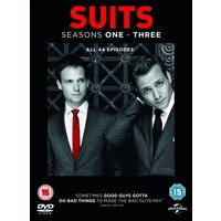 Suits - Season 3 Blu Ray