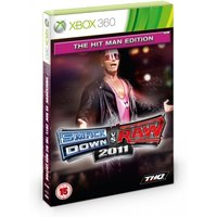 WWE Smackdown VS Raw 2011 Game The Hit Man Edition