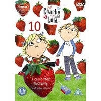 Charlie And Lola I Can't Stop Hiccupping And Other Stories DVD