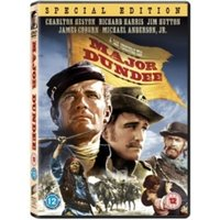 Major Dundee Special Extended Edition DVD