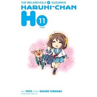 The Melancholy of Suzumiya Haruhi-chan, Vol. 11