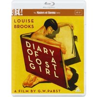Diary Of A Lost Girl Blu-ray & DVD