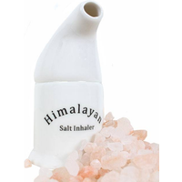 Himalayan Salt Inhaler With Salt