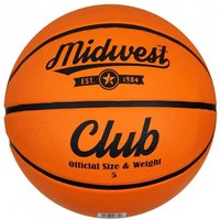 Midwest Club Basketball Tan Size 5