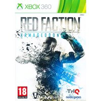 Red Faction Armageddon Xbox 360 Game