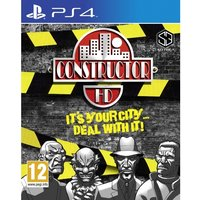 Constructor HD PS4 Game