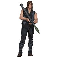 Daryl Dixon with Rocket Launcher (The Walking Dead) McFarlane Toys Deluxe Action Figure