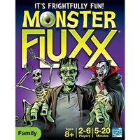 Monster Fluxx Card Game