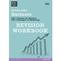 BTEC First in Business Revision Workbook by Pearson Education Limited (Paperback, 2014)