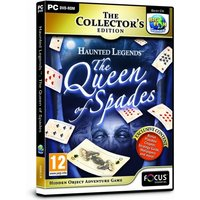 Haunted Legends The Queen of Spades Collector's Edition Game