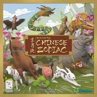 Race for the Chinese Zodiac Board Game