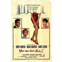 Who Was That Lady? DVD