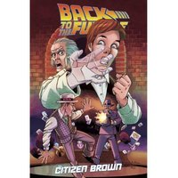 Back To The Future Citizen Brown