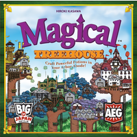 Magical Treehouse Board Game