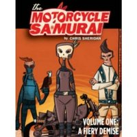 Motorcycle Samurai Volume 1