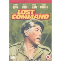 Lost Command DVD