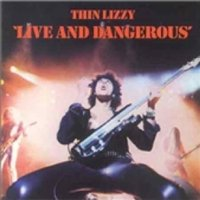 Thin Lizzy Live And Dangerous CD