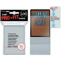 Small Pro-Fit 100 Card Sleeve Standard Size
