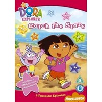 Dora The Explorer Dora Catch The Stars DVD