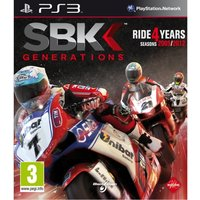 SBK Generations Game