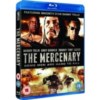 The Mercenary Blu-Ray