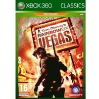 Tom Clancys Rainbow Six Vegas Game