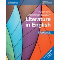 Cambridge IGCSE (R) Literature in English Workbook by Russell Carey (Paperback, 2015)